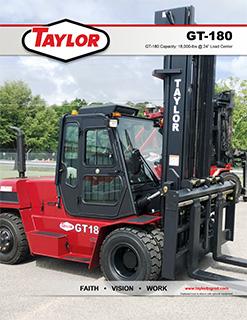 Taylor GT-180 Brochure