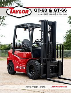 Taylor GT-60 Brochure