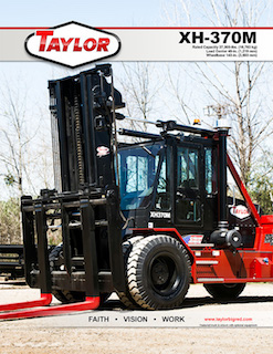 Taylor XH-370M Brochure