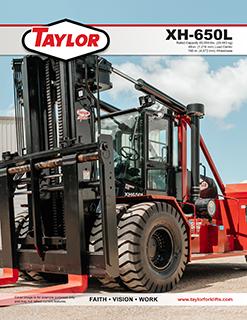 Taylor XH-650L Brochure