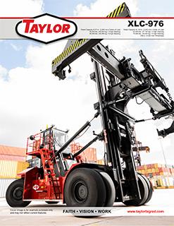 Taylor XLC-976 Brochure