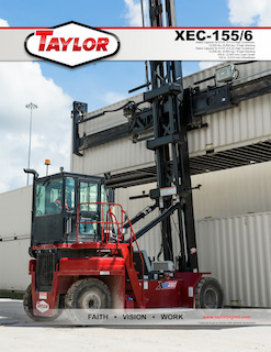 Taylor XEC-155/6 Brochure