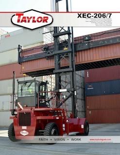 Taylor XEC-206/7 Brochure