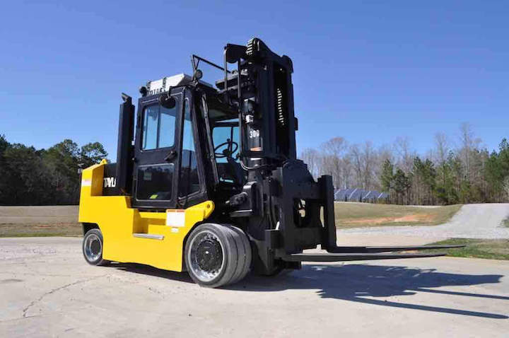 XHC-300S Cushion Tire Forklift