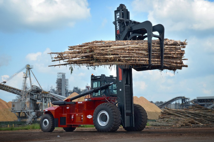 XLS-1000 Log Stacker