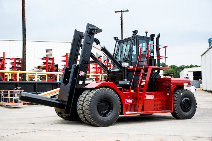 Taylor® Large Capacity Forklifts
