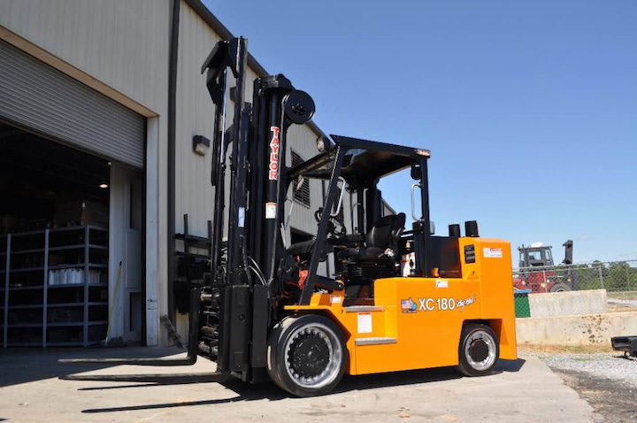 XC-180S Cushion Tire Forklift