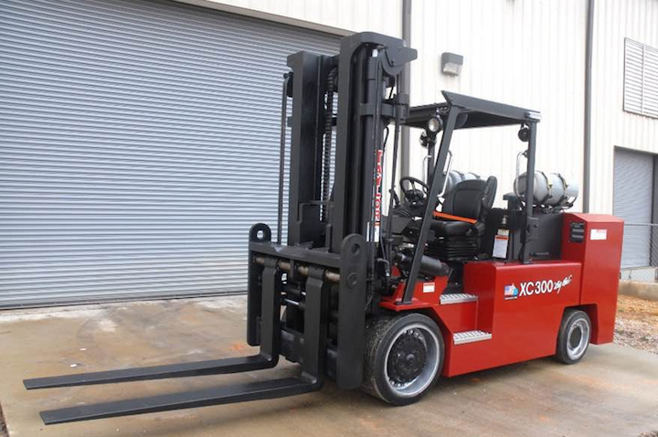 XC-300M Cushion Tire Forklift