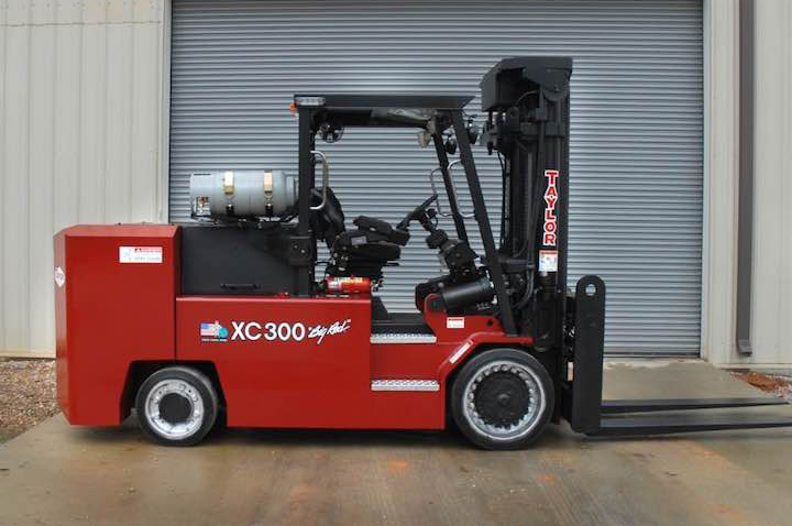 XC-300ML Cushion Tire Forklift
