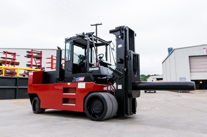 XHC-600L Cushion Tire Forklift