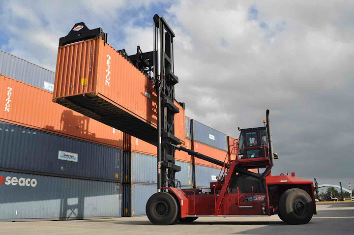 Container Handler | Loaded Container Handlers | Taylor®