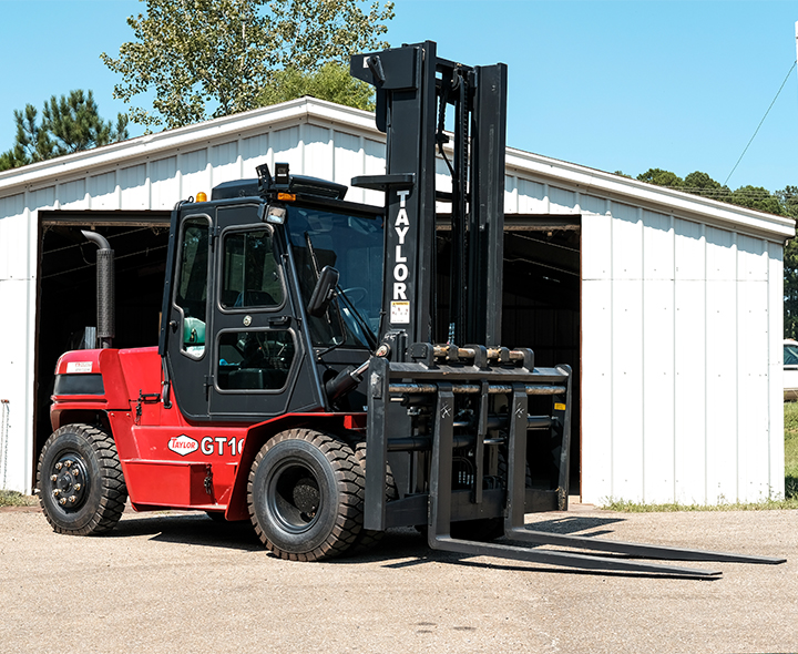 GT-165 Industrial Lift Truck