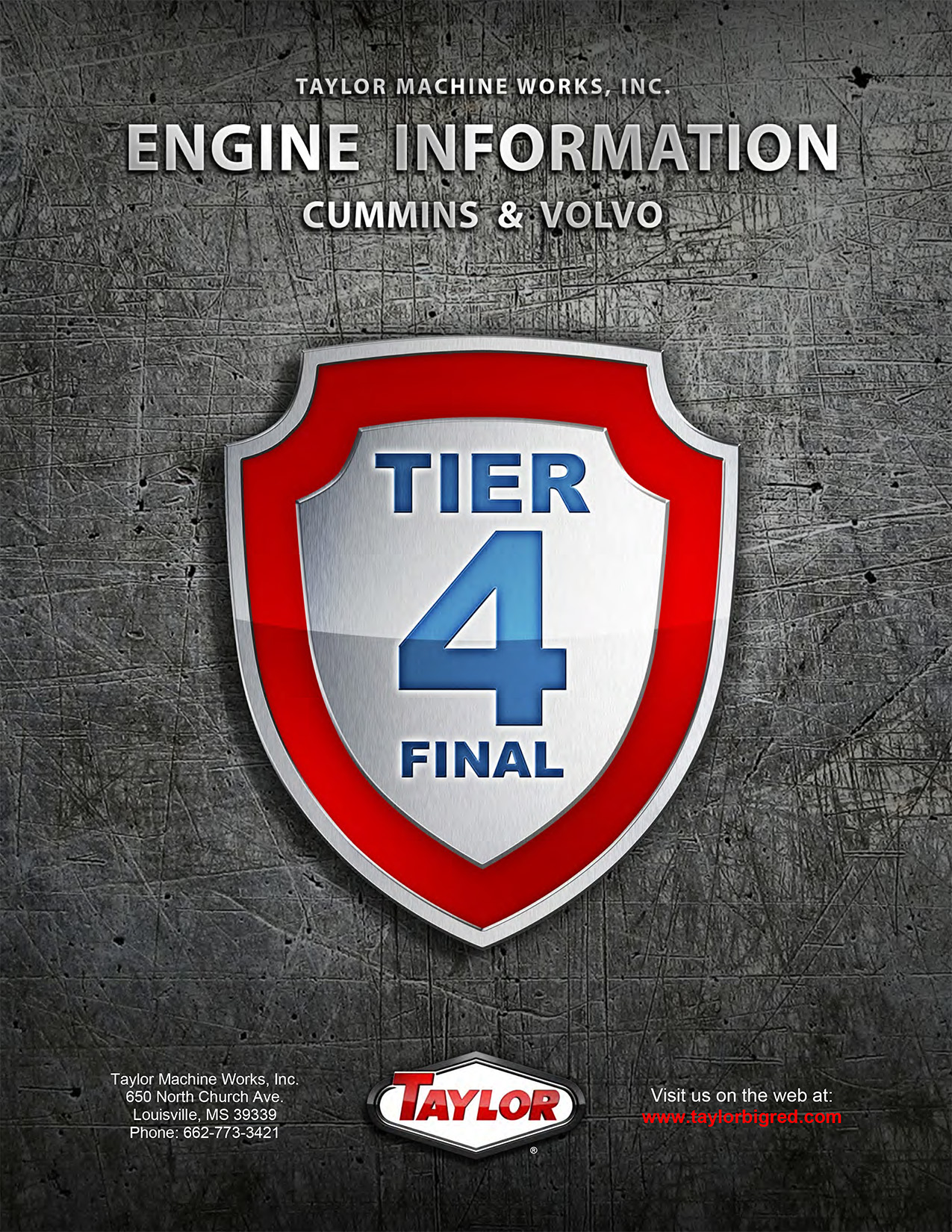 TIER4 FINAL ENGINES
