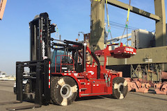 Removable Counterweight Forklifts