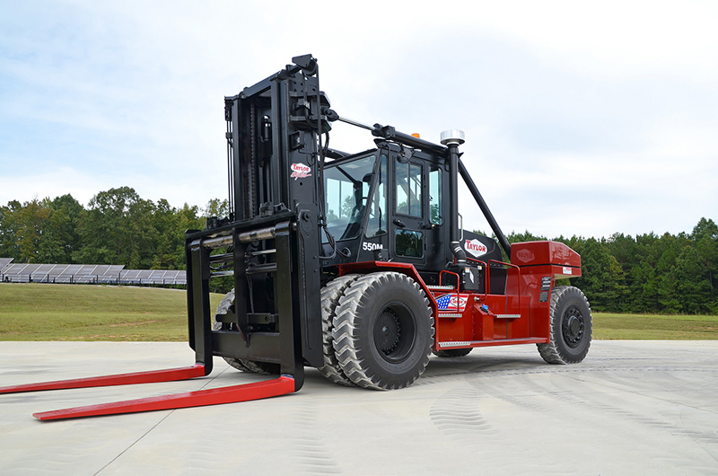 Engineering the ultimate lift truck
