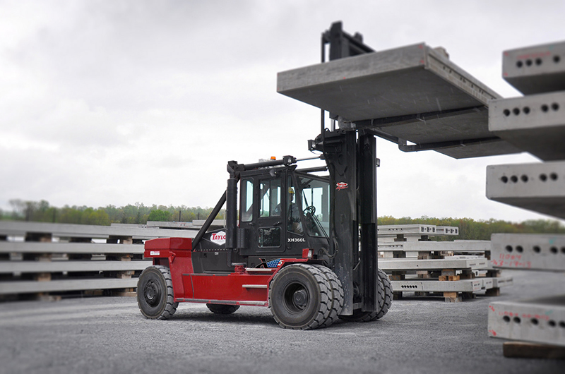 heavy duty forklifts lift trucks container handlers big red rh taylorbigredforklifts com Taylor Forklifts Model 300 Taylor Xh 350L Forklift Engine
