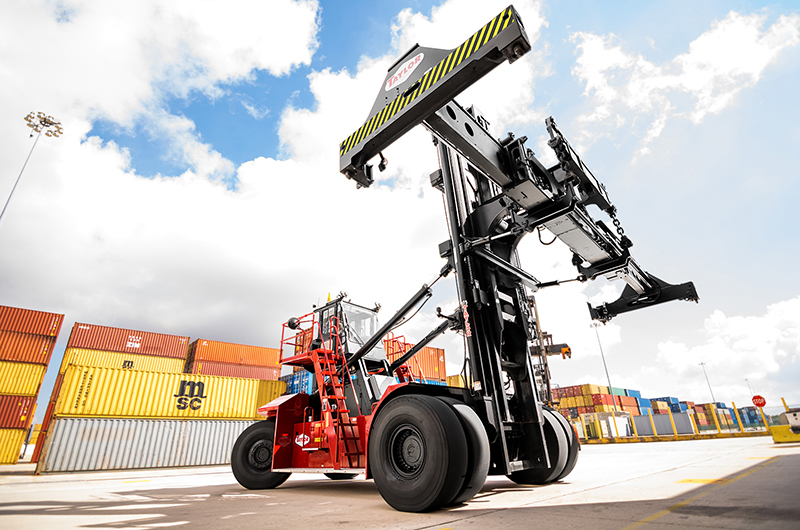 Loaded Container Handlers